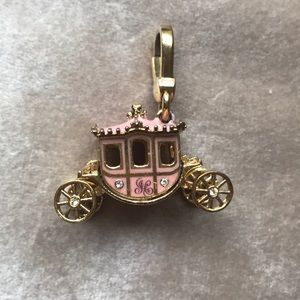 Horse and carriage juicy couture charm